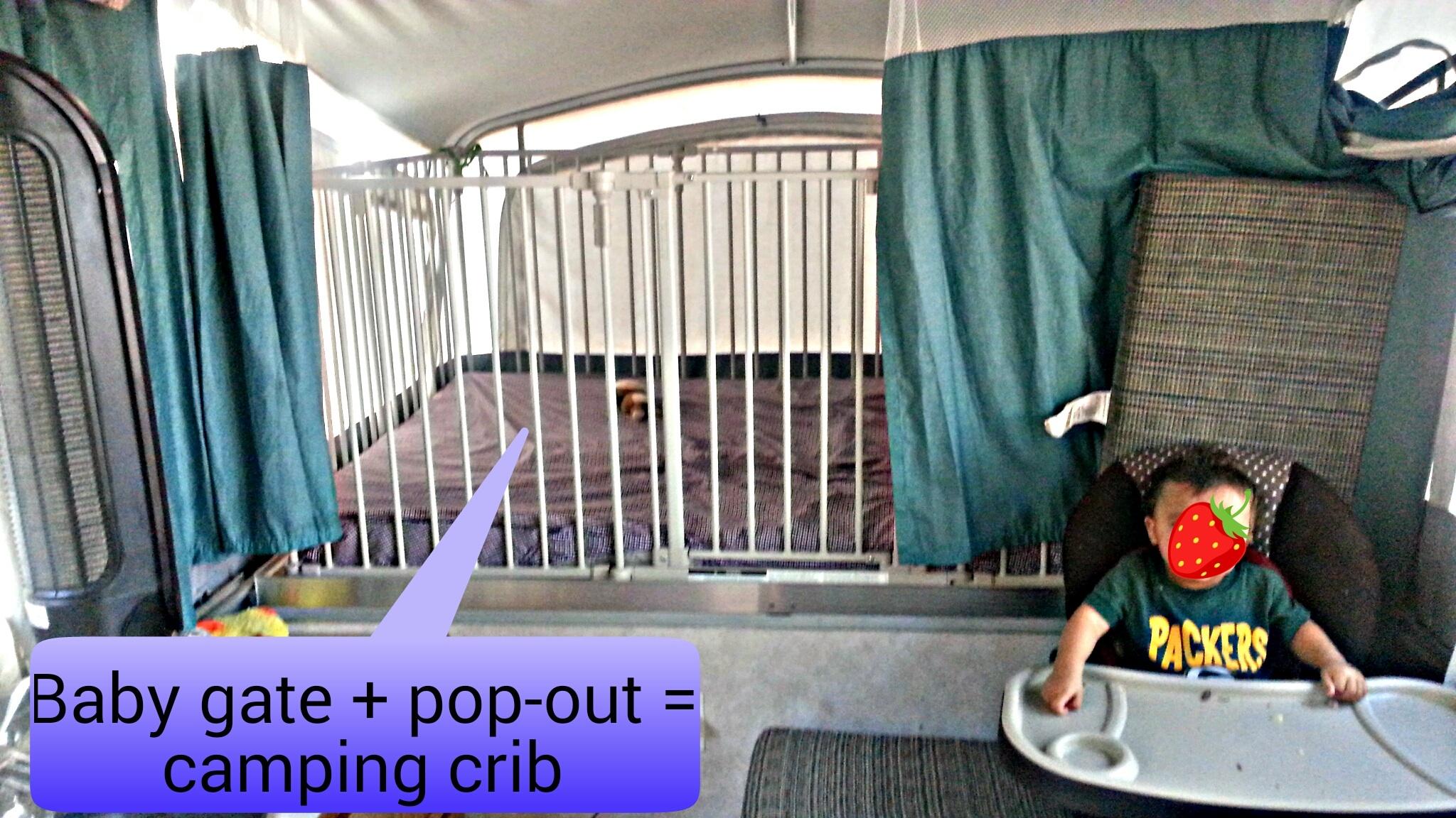 Baby bed camping -  Camping Crib