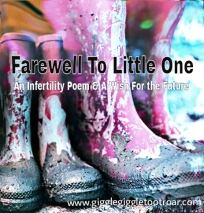 Boots-Farewell to little one