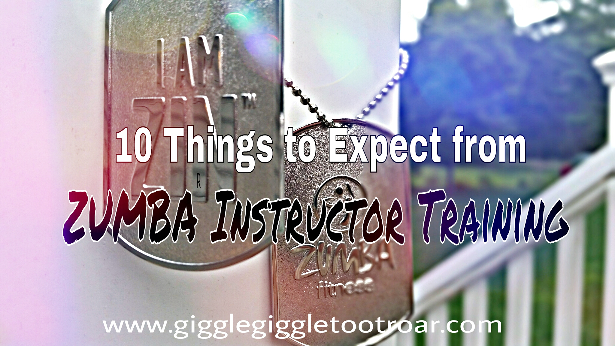 10 Things To Expect from ZUMBA® Instructor Training | Giggle Giggle ...