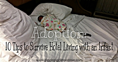 Adoption 10 tips to survive hotel living